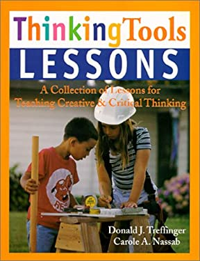 Thinking Tools Lessons 9781882664634