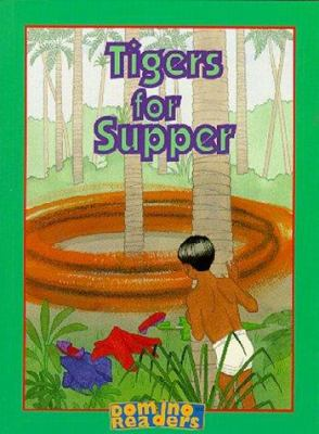 Tigers for Supper [With 12 Sets of Cards] 9781887734363