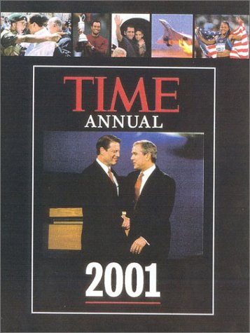 Time Annual 2001 9781883013745