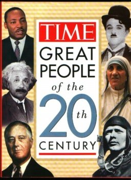 Time Great People of the 20th Century 9781883013349