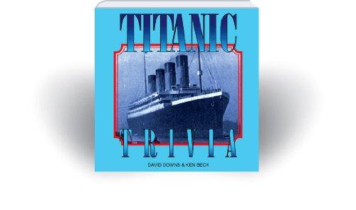 Titanic Trivia 9781887654425