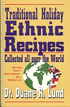 Traditional Holiday Ethnic Rec 9781885061171