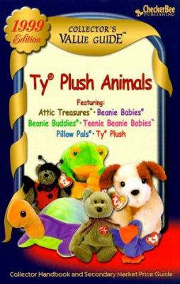 Ty Plush Animals: Secondary Market Price Guide & Collector Handbook 9781888914504
