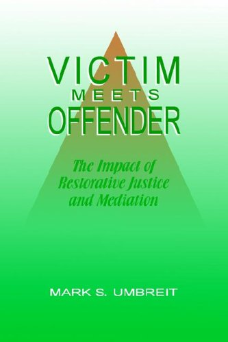 Victom Meets Offender 9781881798026
