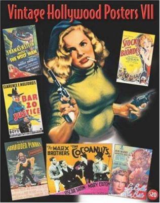 Vintage Hollywood Posters VII 9781887893572