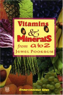 Vitamins & Minerals from A to Z 9781886433106