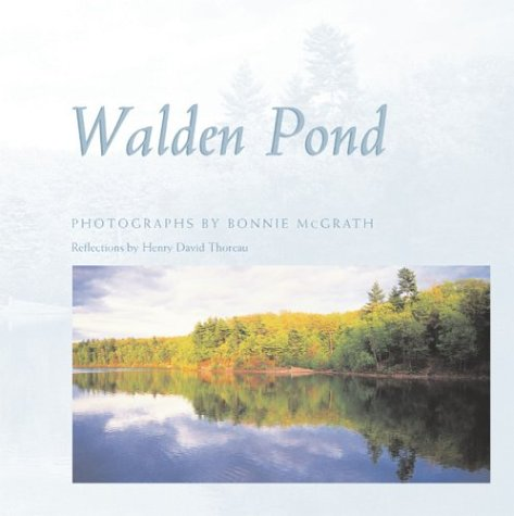Walden Pond 9781889833804