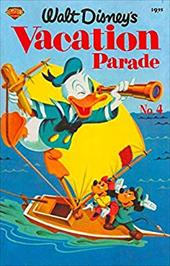 Walt Disney's Vacation Parade: #04