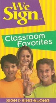 We Sign Classroom Favorites 9781887120739
