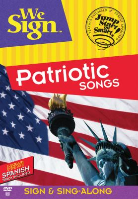 Patriotic Songs 9781887120852