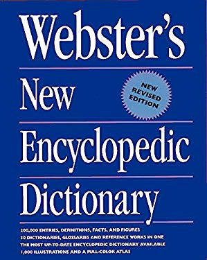 Webster's New Encyclopedic Dictionary 9781884822254