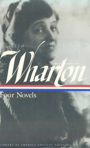 Wharton: Four Novels 9781883011376