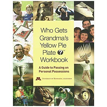 Who Gets Grandmas Yellow Pie Plate