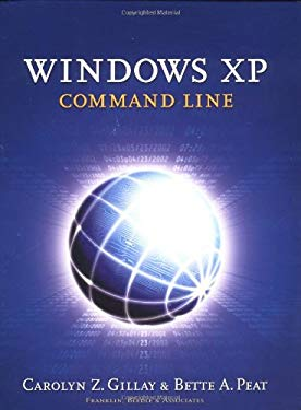 Windows XP: Command Line 9781887902823