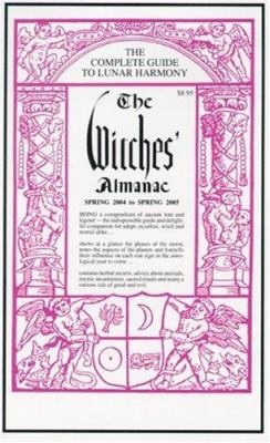 Witches' Almanac 2004 9781881098270