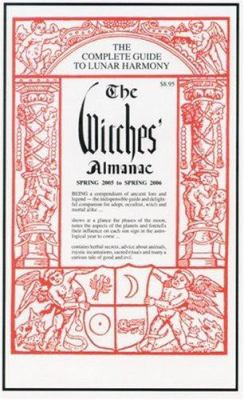 Witches' Almanac 2005 9781881098317