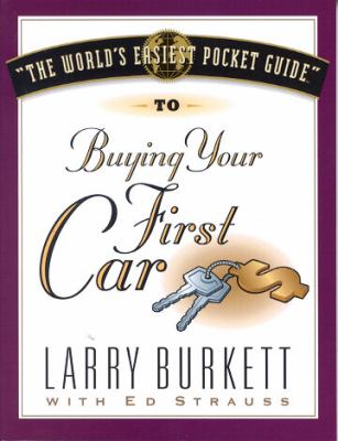 World's Easiest Pocket Guide to Buying Your First Car 9781881273950