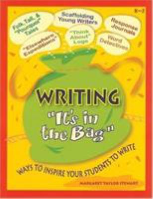 Writing: It's in the Bag 9781884548413