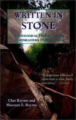 Written in Stone: A Geological History of the Northeastern United States 9781883789275