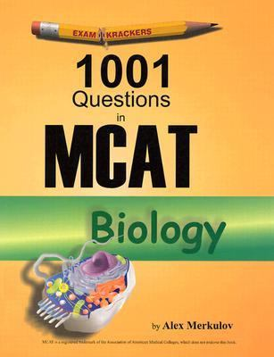 1001 Questions in MCAT Biology 9781893858213