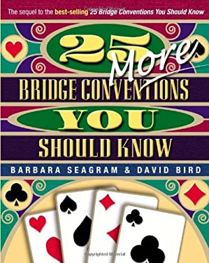 25 More Bridge Conventions You Should Know 9781894154659