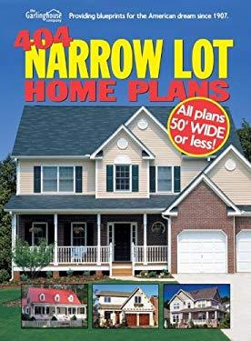 404 Narrow Lot Home Plans 9781893536166