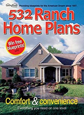 532 Ranch Home Plans 9781893536180