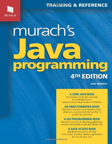 Murach's Java Programming - 4th Edition