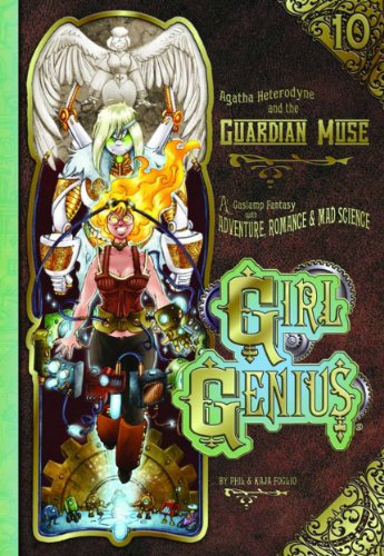 Agatha Heterodyne and the Guardian Muse 9781890856533