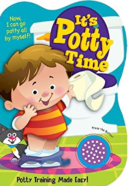 It's Potty Time, for Boys 9781891100642