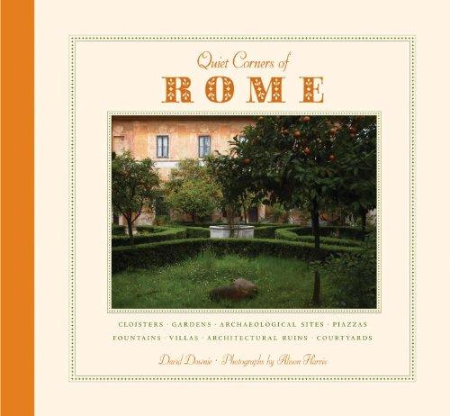 Quiet Corners of Rome 9781892145925