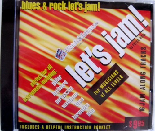 Let's Jam!: Blues & Rock 9781893907188