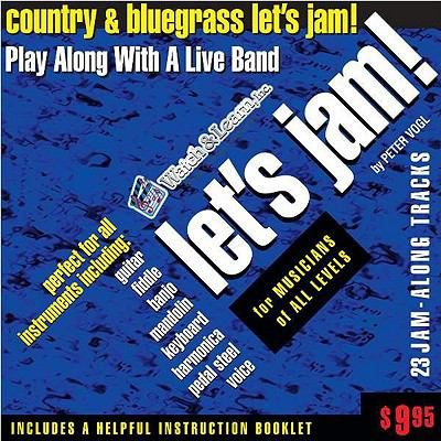 Let's Jam: Country & Bluegrass