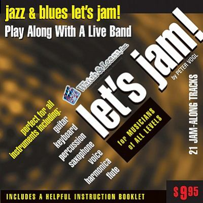 Let's Jam: Jazz & Blues 9781893907201