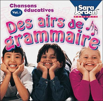 Des Airs de Grammaire 9781894262095