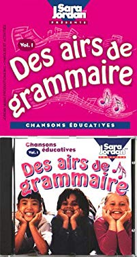 Des Airs de Grammaire [With CD (Audio)] 9781894262101
