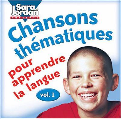 Chansons Thematiques Pour Apprendre La Langue 9781894262361