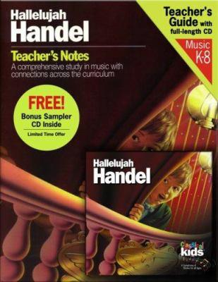 Hallelujah Handel [With Teacher's Guide]