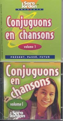 Conjuguons En Chansons [With CD (Audio)] 9781895523898