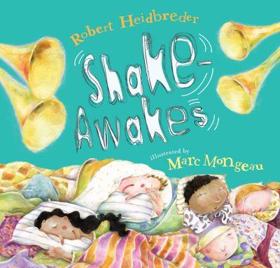 Shake-Awakes 9781896580715