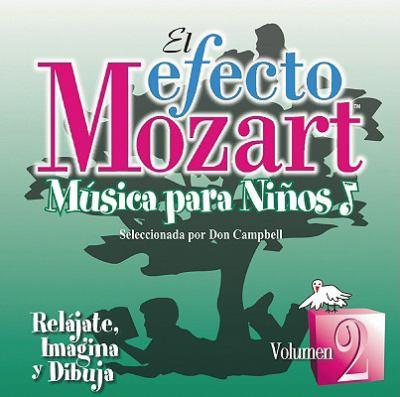 Musica Para Ninos V.2: Relajate, Imagina y Dibuja 9781897166079