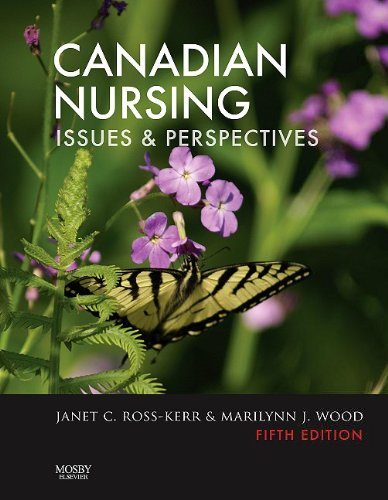 Canadian Nursing: Issues and Perspectives 9781897422106