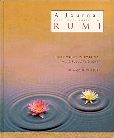 A Journal with the Poetry of Rumi 9781891731143