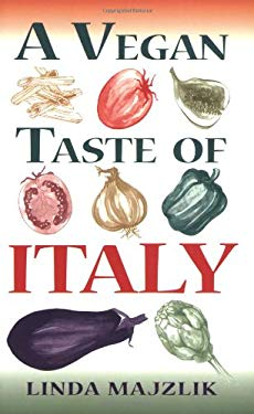 A Vegan Taste of Italy 9781897766651