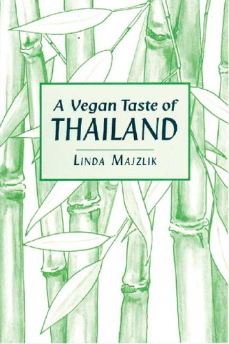 A Vegan Taste of Thailand 9781897766927