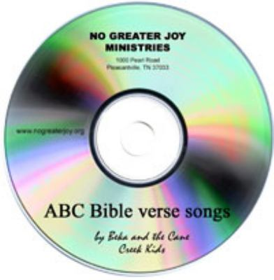 ABC Bible Verse Songs CD 9781892112835