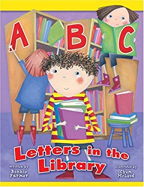ABC Letters in the Library 9781897073193