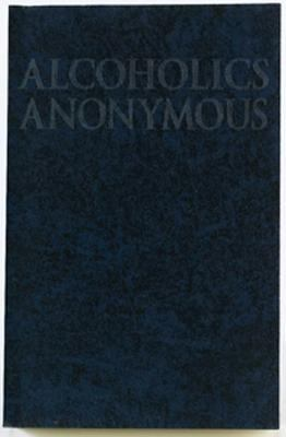 Alcoholics Anonymous Big Book Trade Edition 9781893007178