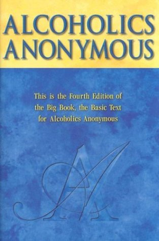Alcoholics Anonymous Big Book Trade Edition 9781893007161