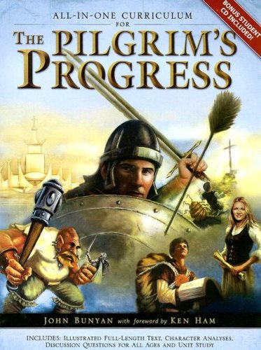 All-In-One Curriculum for the Pilgrim's Progress [With CDROM] 9781893345775